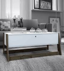 leonardo coffee table with drawer