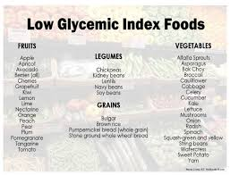 Berries Glycemic Index Chart Low Gi Index Foods Low Glycemic Index Foods Good For Your