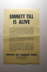 emmett till dead money mississippi emmett till and  on this date 60 years ago emmett till a teen from chicago was kidnapped and killed in money mississippi at the hands of two white men