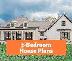 three bedroom house plans the magic