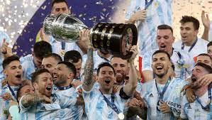 Copa America'da şampiyon Arjantin: Brezilya'yı 1-0 yenerek kupanın sahibi  oldu - 11.07.2021, Sputnik Türkiye