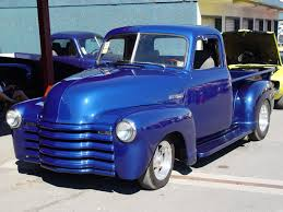 1948 Chevrolet Pickup - Blue - Front Angle - 1280x960 Wallpaper