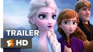 frozen ii teaser trailer 1 2019