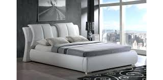leather platform bed king best of white leather platform bed with w throughout ideas 8 faux leather platform bed king