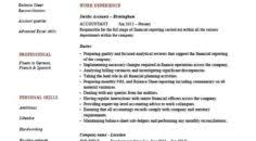 Accounting Resume Examples | Www.mauerkirchen.info