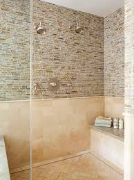 cleaning tile shower surrounds