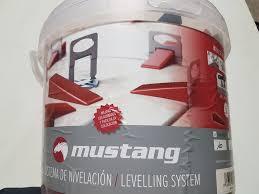 mustang leveling system starter kit 2mm