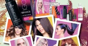 Igora Vibrance Shade Chart Coming In June New Igora Vibrance Maka