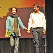 Sonna Sabbaiah as Priscilla Hart and Arpit Gupta as Lakshman - Photogallery