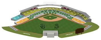 Padres Seating Chart 2017 Spring Training Peoria Arizona Mlb Com