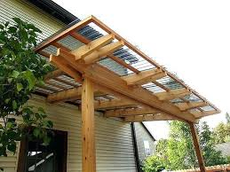 pergola clear roof with polycarbonate malaysia80