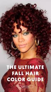 The Best Fall Hair Colors