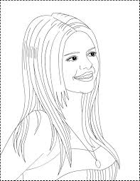 selena gomez coloring pages coloring pages kids world selena gomez and demi lovato coloring pages selena gomez coloring pages