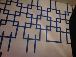 Draw with different coloured tape. Painter tape square walls. Painting  Designs ...