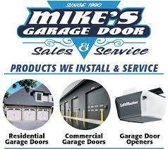 mikes garage doorGarage Doors Michiana