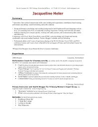 Free Resume Templates Nursing Resumes Professional Athlete Resume