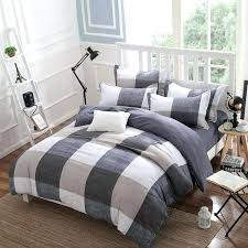 minimalist bedding spring and autumn cotton bedding sets duvet cover bed sheet minimalist style checd minimalist bedding