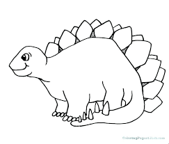 Dinasour Coloring Pages Printable World Coloring Sheets Realistic