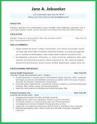 Nursing Resume Objectives Registered Nurse Resume Objective Entry Level Nurse Resume Sample 14