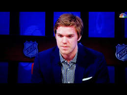 Image result for connor mcdavid draft lottery