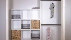 build a built in closet organizer woodworking diy