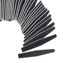 Купите Black <b>Nail Buffer</b> Block Filing Sanding Blocks онлайн, Black ...