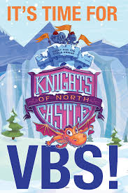 Photo Invitation Postcards Vacation Bible School Vbs 2020 Knights Of North Castle Invitation Postcards Pkg Of 24