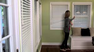 Decor Beige Bali Blinds Lowes With White Paint Wall For Modern Replacement Parts For Window Blinds
