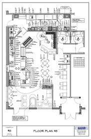 Cafe Kitchen Layout Designs For Home