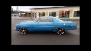 1966 Chevy Nova SS - YouTube