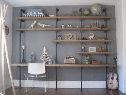 Wall Shelving Units For Bedrooms Best Maybe You Remember Four Years Ago When I Redid The Boys Room Click