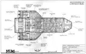 DiscoverThat SciFi Space Ship Deck Plan StencilsSpaceship Floor Plan