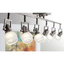 adjustable lighting fixtures. This Adjustable Ceiling Fixture Offers Plenty Of Focused Halogen Light. Lighting Fixtures 6