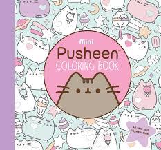 Small Picture Amazoncom Mini Pusheen Coloring Book 9781501180972 Claire