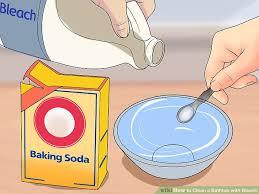 image titled clean a bathtub with bleach step 5