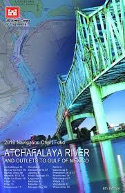 Army Corps Of Engineers River Charts Atchafalaya River Corps Of Engineers Charts 2016