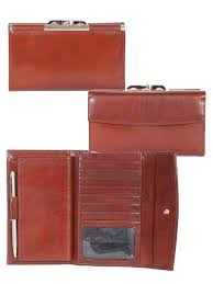scully 717 0 italian leather framed checkbook wallet
