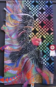 25 best Award Winning Quilts images on Pinterest | California usa ... & Helen Godden's award winning quilt at the Australasian Quilt Convention in  Melbourne. Adamdwight.com