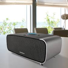 Image Nutritionfood Brookstone Big Blue Studiob Wireless Speaker At Brookstonebuy Now