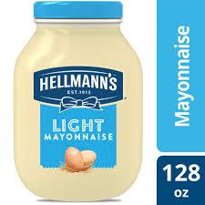 Hellmann's <b>Real</b> Mayonnaise Jar Made with <b>100</b>% Cage <b>Free</b> Eggs ...