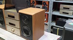 Tiếp Dàn Denon F07 = 6tr5 hàng nhật bãi #denonf07 loa bass 16 hình thức đẹp  0983626966 - YouTube