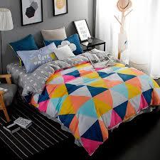 new design 3 bedding sets bed sheet bedspread duvet cover flat sheet pillowcases twin full queen king super king 5 size king size duvet comforter set from