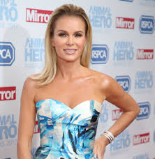 Welcome to amanda's official facebook page! Amanda Holden Shares Makeup Tutorial But Not All Is As It Seems