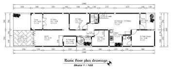minimalisthomedezine basic floor plan drawings