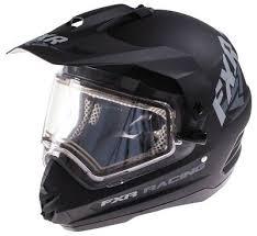 Fxr Torque X Recoil Black Ops Snowmobile Helmet 170616