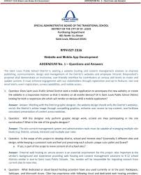 Graphic Designer Question And Answer Rfp Addendum No 1 Questions And Answers Pdf Free Download