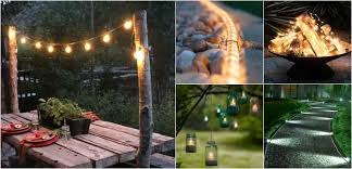 unique outdoor lighting ideas. 10 Outdoor Lighting Ideas For Your Garden Landscape. #5 Is Really Cute -  Outdoor Unique Lighting Ideas
