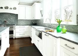 minimalist backsplash for white cabinets and grey countertop j8038615 backsplash for white cabinets and countertops
