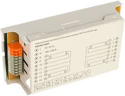 <b>Электронный пускорегулирующий аппарат</b> | дроссель TDM EB ...