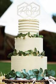 Wedding Forward White Greenery Wedding Cake Home Garden And Kitchen